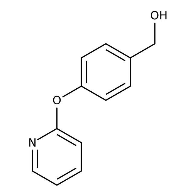 [4-(Pyrid-2-yloxy)phenyl]Methanol, 97%, Maybridge Braunglasflasche, 1g [4-(Pyrid-2-yloxy)phenyl]Methanol, 97%, Maybridge