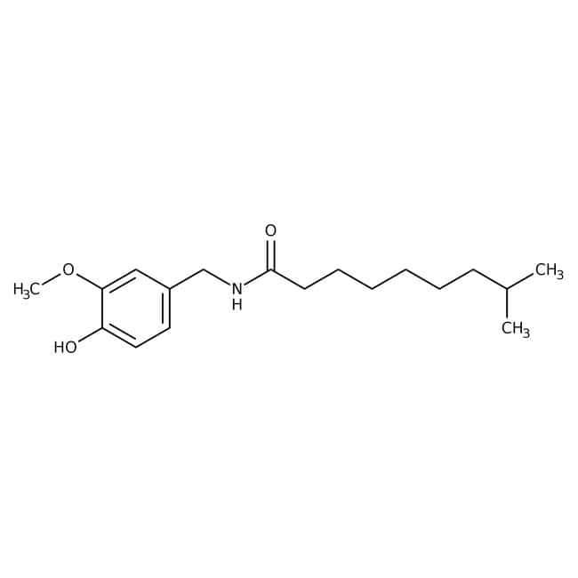 phyproof Dihydrocapsaicin, 95% (HPLC), MilliporeSigma Supelco 20 mg:Chemicals