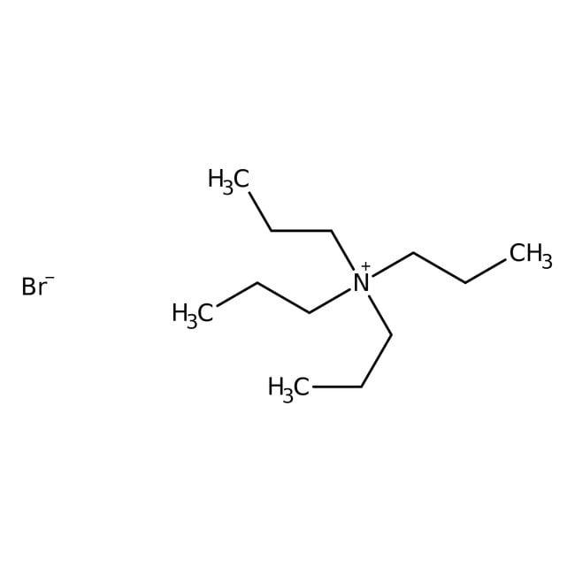 Tetrapropylammonium bromide, 98%, ACROS Organics™ 500g; Plastic bottle Tetrapropylammonium bromide, 98%, ACROS Organics™