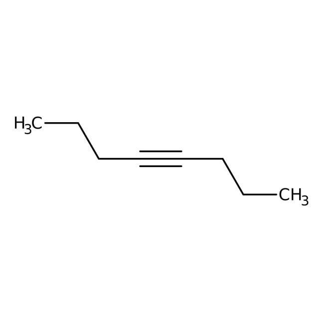 4-Octyne, 98+%, ACROS Organics™: Organic Building Blocks Chemicals