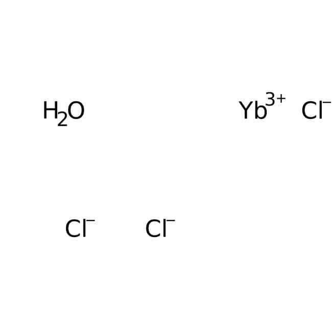 Ytterbium(III)-chloridhydrat, 99.99% (REO), REacton™, Alfa Aesar™: Other Inorganic Compounds Chemicals