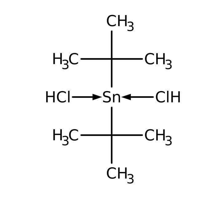 Alfa Aesar™Di-tert-Butylzinndichlorid, 98% 0.5g Alfa Aesar™Di-tert-Butylzinndichlorid, 98%