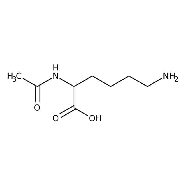 Nα-Acetyl-L-lysine, 99+%, ACROS Organics™