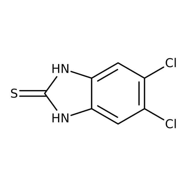 5,6-Dichloro-1H-benzo[d]imidazole-2-thiol, ≥95%, Maybridge™