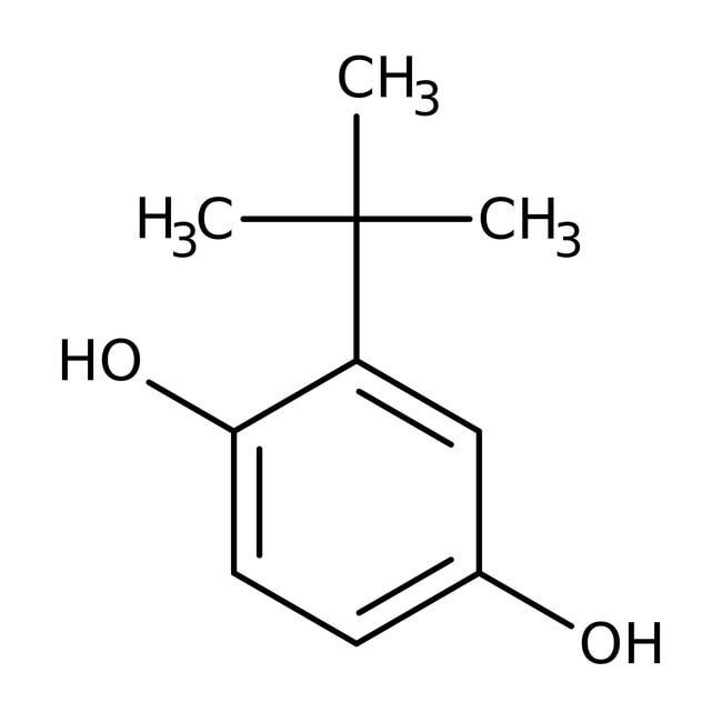 tert-Butylhydroquinone, 97%, ACROS Organics™