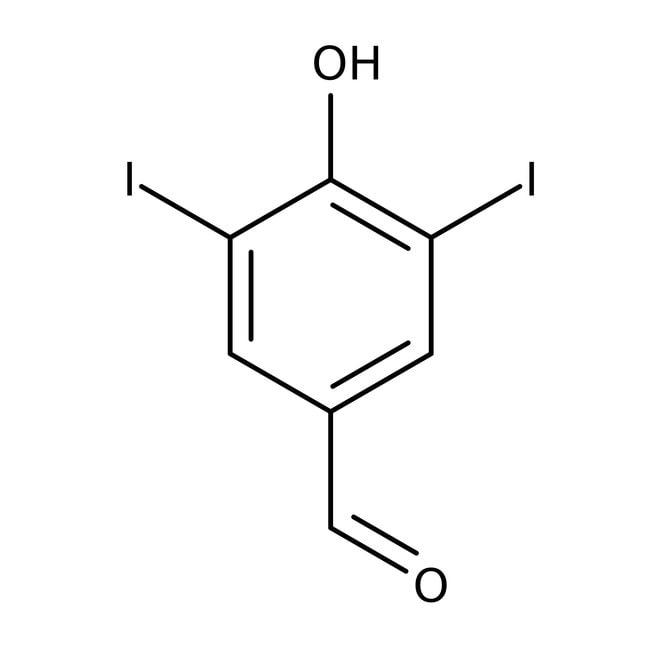 4-Hydroxy-3,5-diiodobenzaldehyde 97.0+%, TCI America™