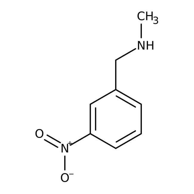 Alfa Aesar™N-Methyl-3-nitrobenzylamine, 95% 1g Alfa Aesar™N-Methyl-3-nitrobenzylamine, 95%