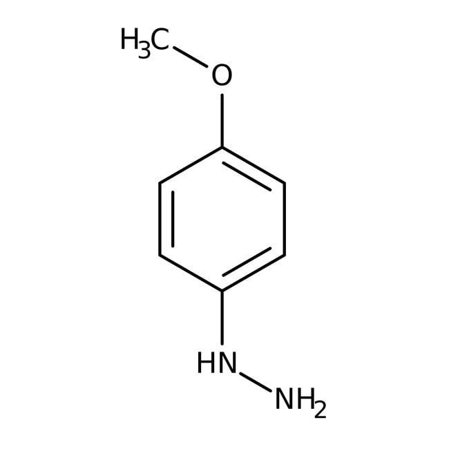 4-Methoxyphenylhydrazine Hydrochloride 98.0+%, TCI America™