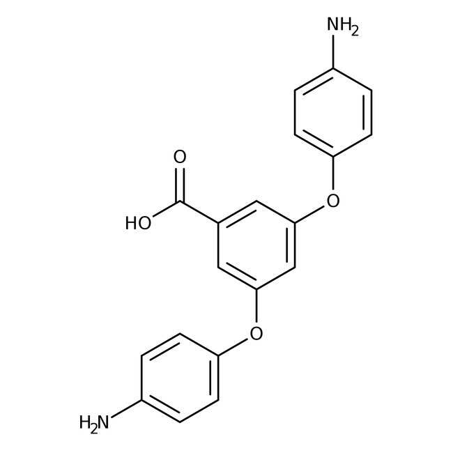 3,5-Bis(4-aminophenoxy)benzoic Acid 96.0+%, TCI America™