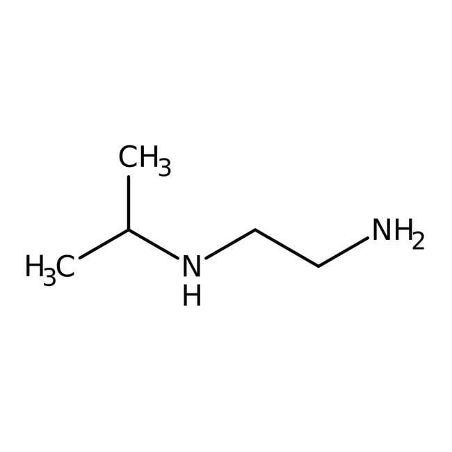 N-Isopropylethylenediamine 98.0+%, TCI America™