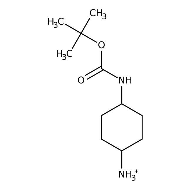 Alfa Aesar™N-Boc-1,4-diaminocyclohexane, 95% 1g Alfa Aesar™N-Boc-1,4-diaminocyclohexane, 95%