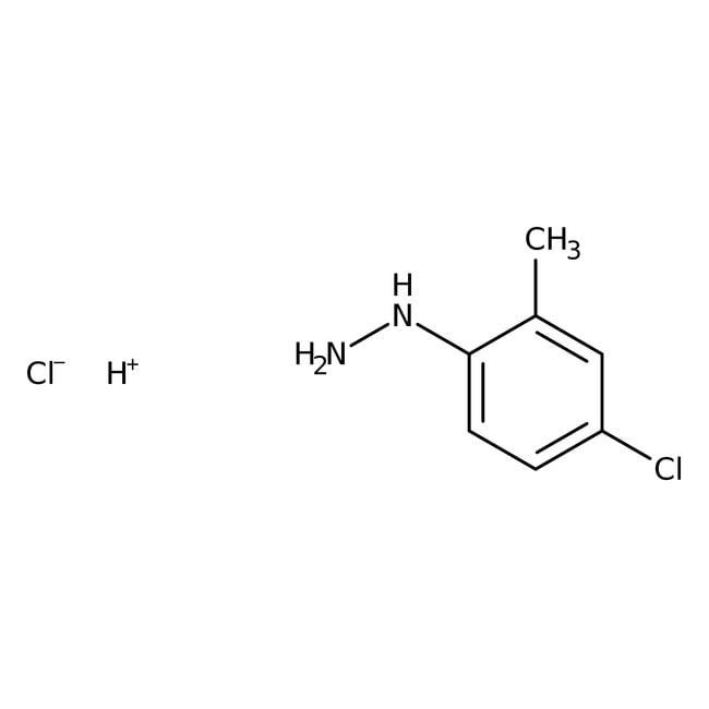 4-Chloro-O-tolylhydrazine hydrochloride, 97%, Maybridge™ 10g 4-Chloro-O-tolylhydrazine hydrochloride, 97%, Maybridge™