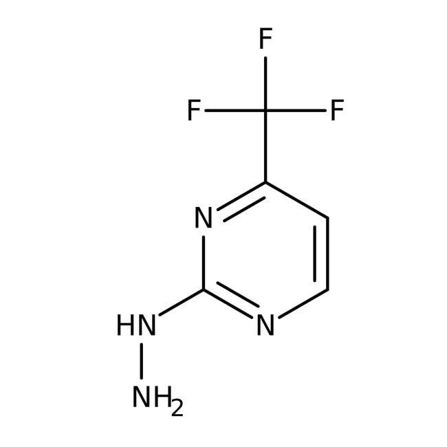 Alfa Aesar™2-Hydrazino-4-(Trifluormethyl)pyrimidin, 97% 5g Alfa Aesar™2-Hydrazino-4-(Trifluormethyl)pyrimidin, 97%
