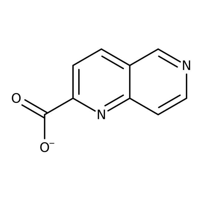 1,6-Naphthyridin-2-carbonsäure, 98%, Acros Organics™  1,6-Naphthyridin-2-carbonsäure, 98%, Acros Organics™