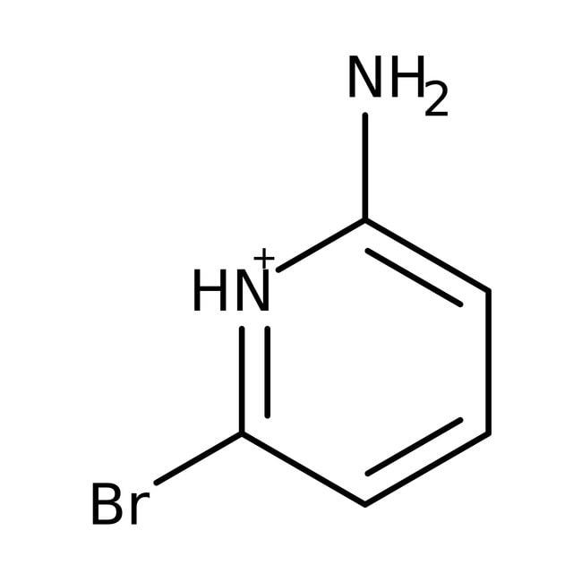 2-Amino-6-bromopyridine, 98%, ACROS Organics