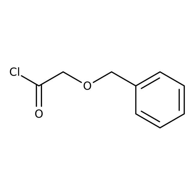 Benzyloxyacetyl chloride, 95%, ACROS Organics™