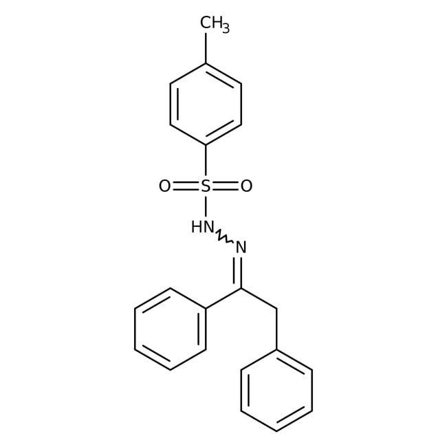 Alfa Aesar™Desoxybenzoin p-toluenesulfonylhydrazone, 97%