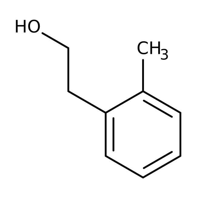 2-Methylphenethyl alcohol, 98%, Acros Organics