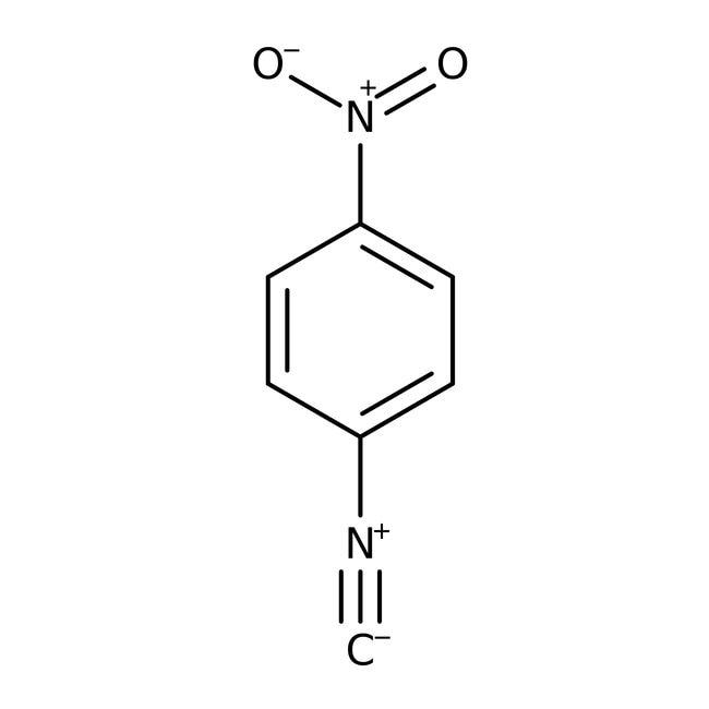 4-Nitrophenyl Isocyanide 98.0+%, TCI America™