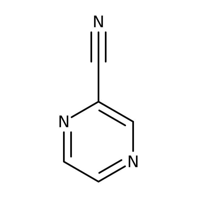 Pyrazinecarbonitrile, 99%, ACROS Organics™
