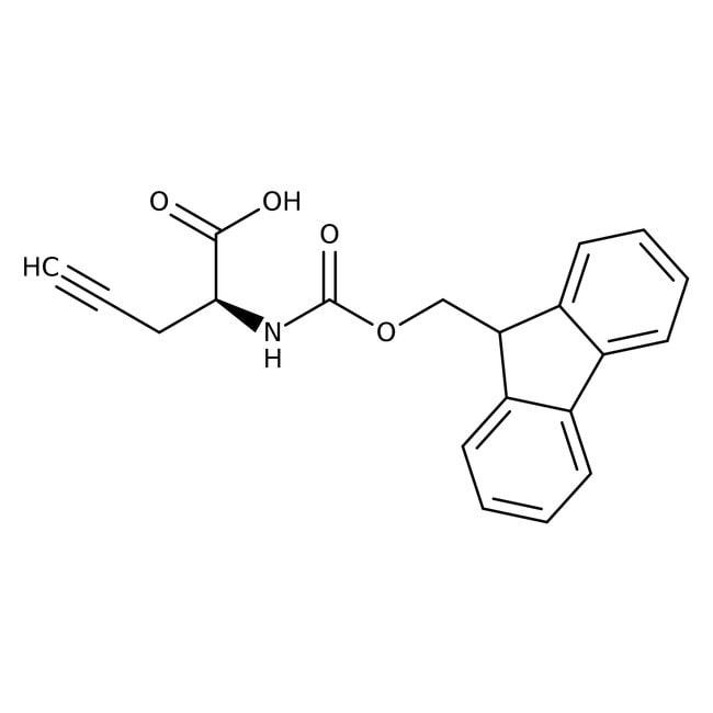 Alfa Aesar™N-Fmoc-L-propargylglycine, 95% 1g Alfa Aesar™N-Fmoc-L-propargylglycine, 95%