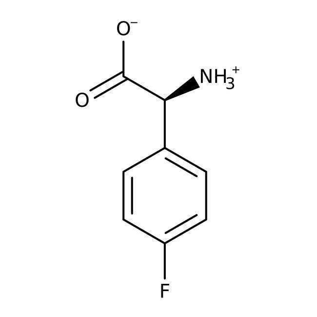 (S)-4-Fluorophenylglycine, 95%, (98% ee), Acros Organics