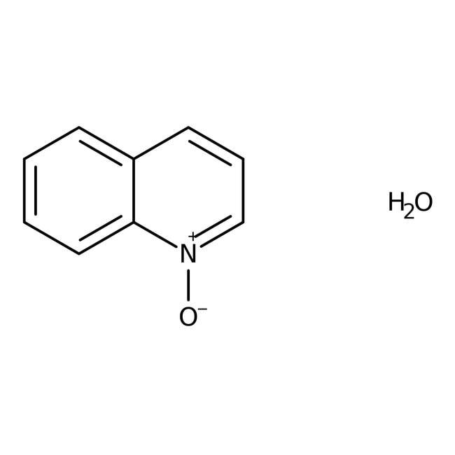 Quinoline N-Oxide Hydrate 97.0+%, TCI America™