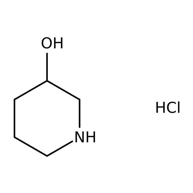 (R)-(+)-3-Hydroxypiperidine hydrochloride, 98%, ACROS Organics