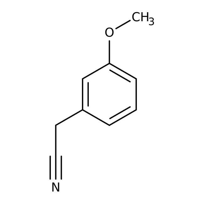 (3-Methoxyphenyl)acetonitrile, 97%, ACROS Organics