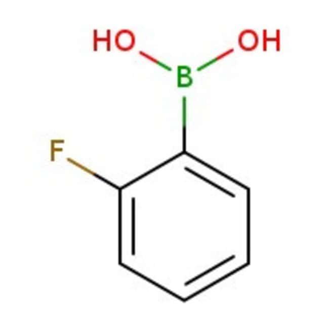 2-Fluorophenylboronic acid, 98%, Acros Organics