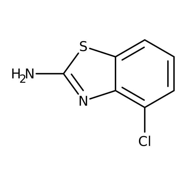 2-Amino-4-chlorobenzothiazole, 97%, ACROS Organics™