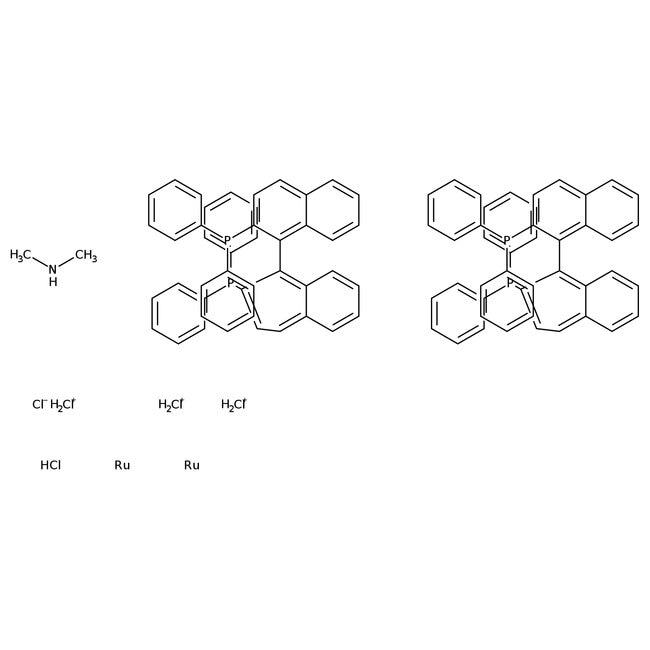 [NH2Me2][(RuCl((S)-binap))2(mu-Cl)3], TCI America™