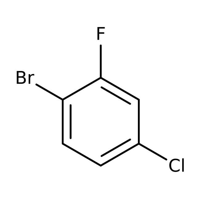 1-Bromo-4-chloro-2-fluorobenzene, 97%, ACROS Organics™
