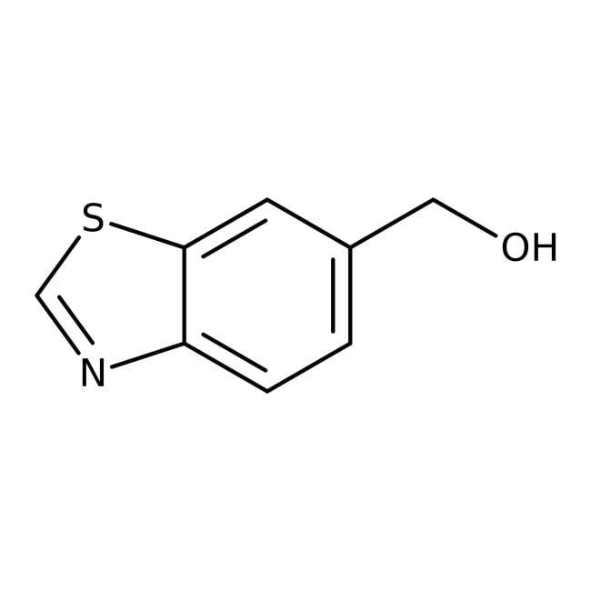 6-(Hydroxymethyl)benzothiazole, 97%, ACROS Organics™
