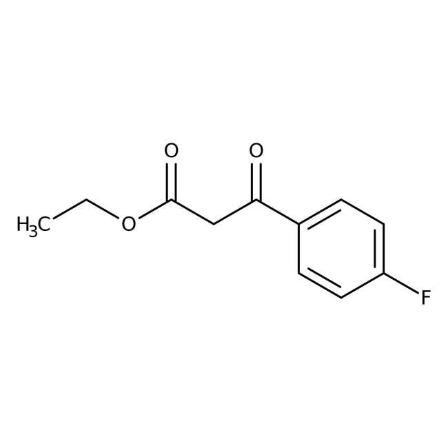 Alfa Aesar™Ethyl (4-fluorobenzoyl)acetate, 95% 1g Alfa Aesar™Ethyl (4-fluorobenzoyl)acetate, 95%
