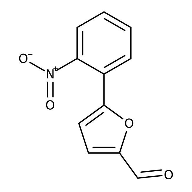 5-(2-nitrophenyl)furfural, 99%, ACROS Organics