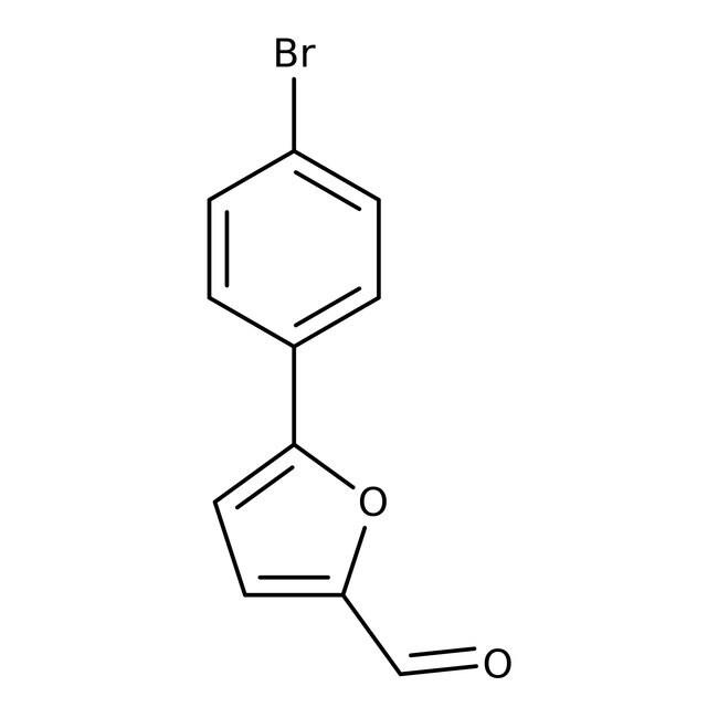 5-(4-Bromophenyl)-2-furaldehyde 94.0+%, TCI America™