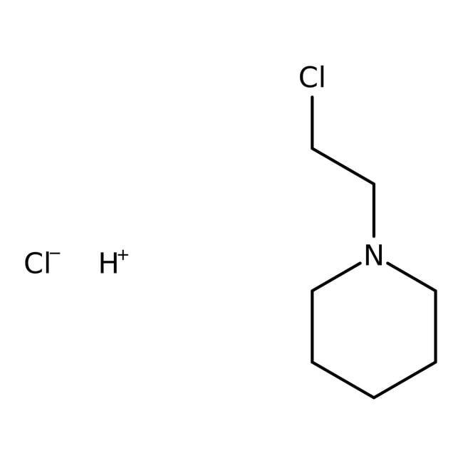 1-(2-Chloroethyl)piperidine hydrochloride, 98%, ACROS Organics™