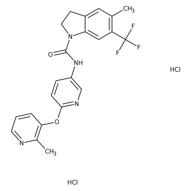 SB 243213 dihydrochloride, Tocris Bioscience™ 10mg SB 243213 dihydrochloride, Tocris Bioscience™