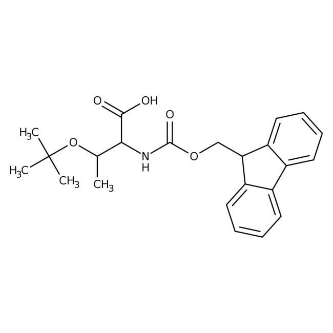 Alfa Aesar  N-Fmoc-O-tert-butyl-L-allo-threonine, 97%