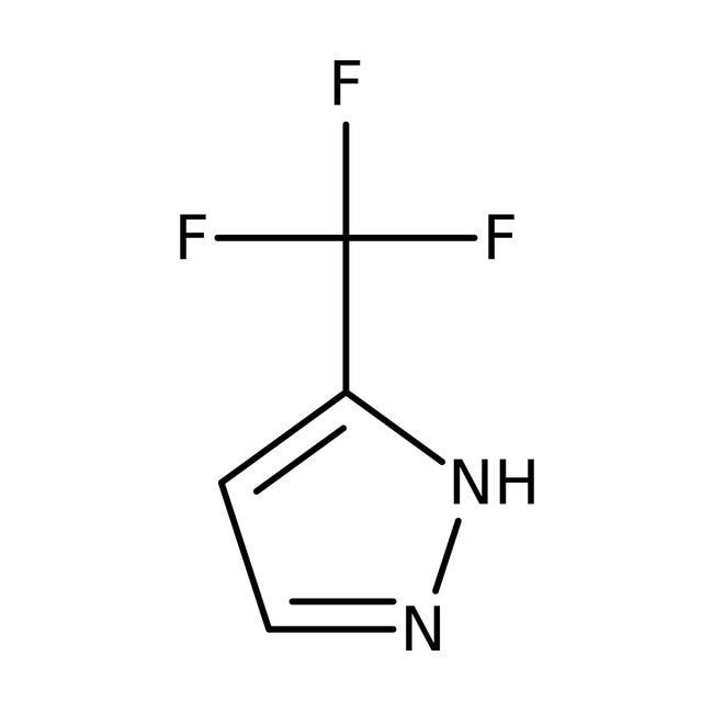 Alfa Aesar™3-Trifluoromethyl-1H-pyrazole, 97%