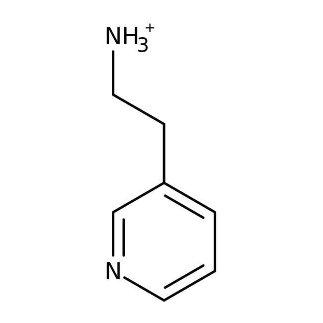 Alfa Aesar™3-(2-Aminoéthyl)pyridine, 98% 1g Alfa Aesar™3-(2-Aminoéthyl)pyridine, 98%