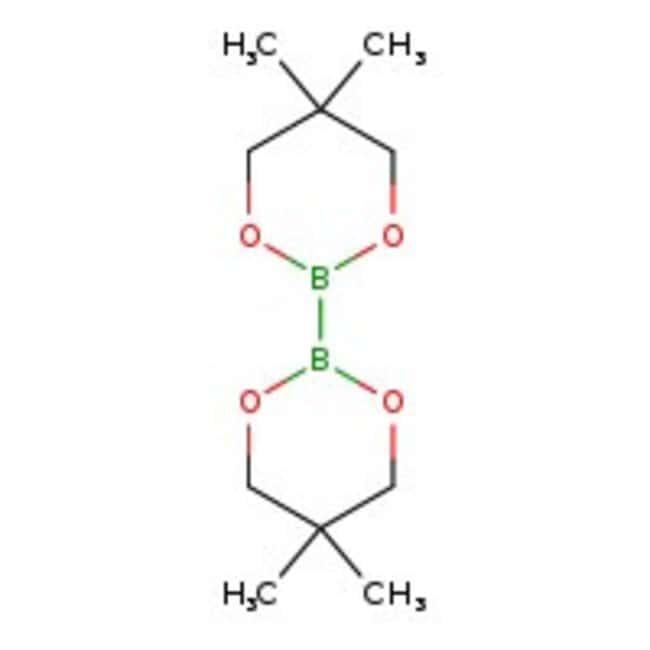 Bis(neopentyl glycolato)diboron, 98%, ACROS Organics™: Organoheterocyclic compounds Organic Compounds