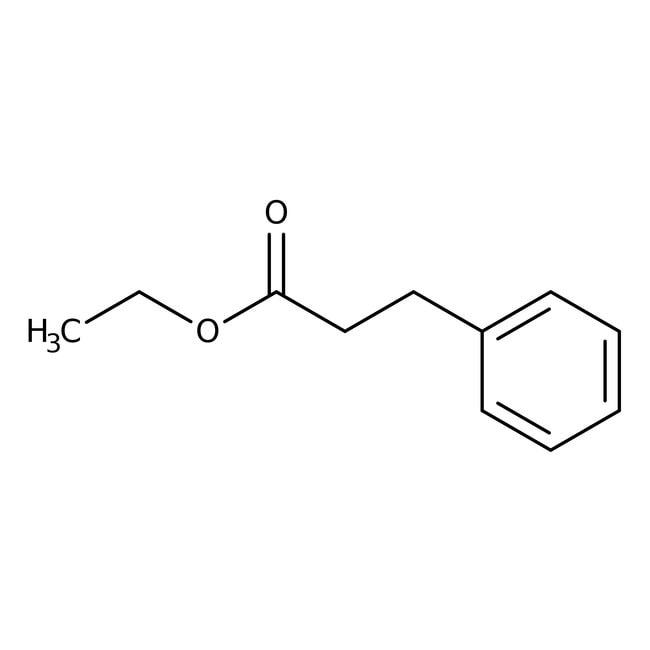 Ethyl 3-phenylpropionate, 98%, Acros Organics
