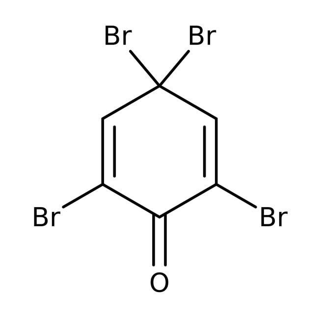 2,4,4,6-Tetrabromo-2,5-cyclohexadien-1-one, 95%, ACROS Organics™