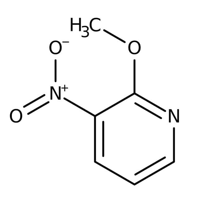 2-Methoxy-3-nitropyridine 98.0+%, TCI America™