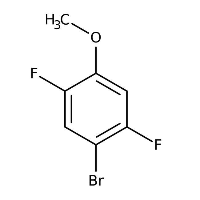 4-Bromo-2,5-difluoroanisole, 98%, ACROS Organics