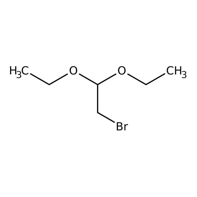 Bromoacetaldehyde diethyl acetal, 97%, Acros Organics
