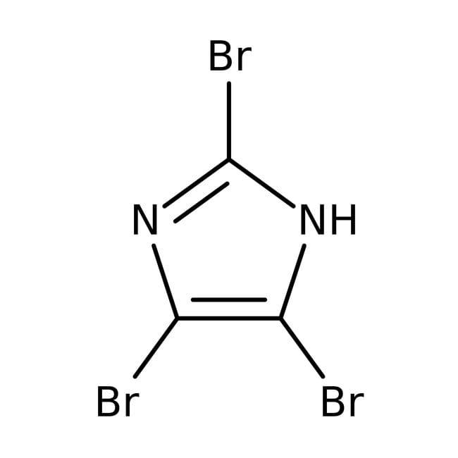 2,4,5-Tribromoimidazole, 97%, ACROS Organics