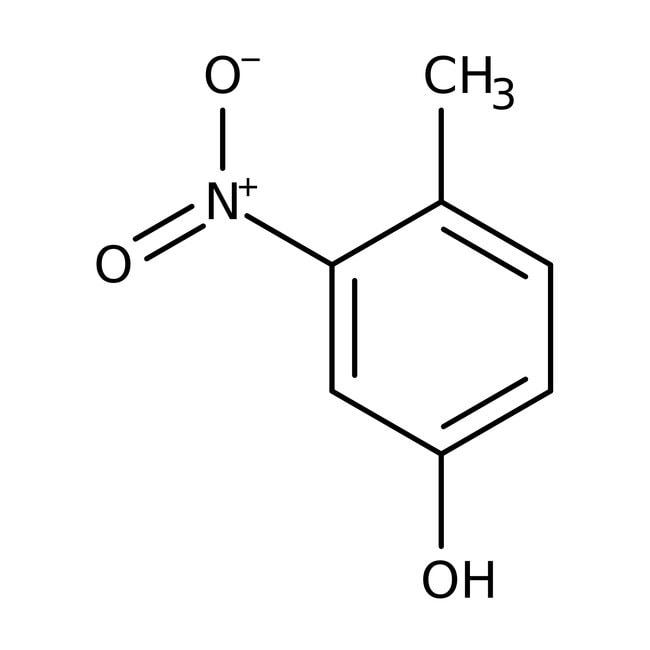 Alfa Aesar™4-Methyl-3-nitrophenol, 98%